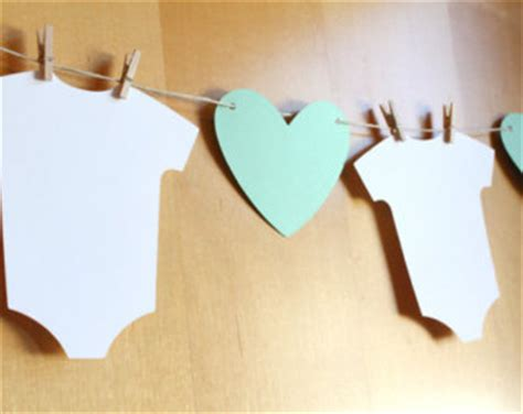 Baby Shower Bunting by Baby Shower Bunting On Etsy A Global Handmade And Vintage Marketplace