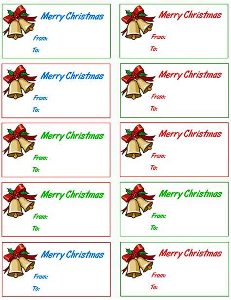 printable christmas tags clipart christmas bells gift tags holiday christmas gift tags