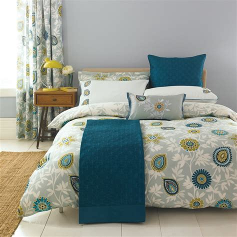 teal yellow and gray bedding all things bedrooms