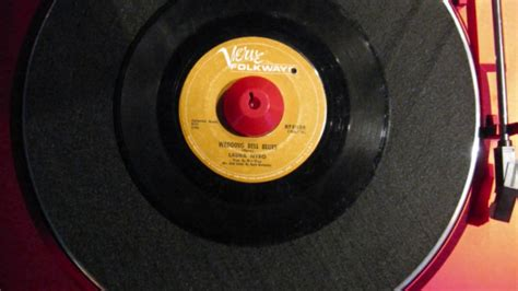 Wedding Bells Vinyl by Mono Nyro Wedding Bell Blues Vinyl 45 Rpm
