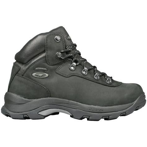 hi tec altitude iv waterproof hiking boot mens s hi tec 174 altitude iv nubuck leather waterproof