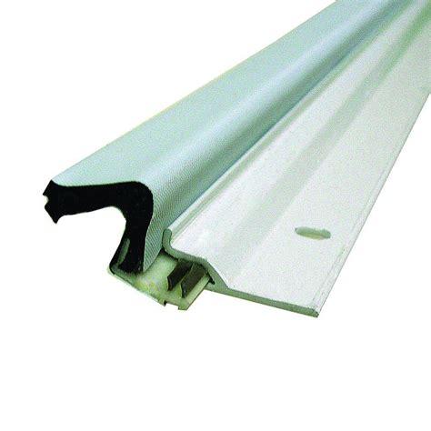 Mohair Moher Door Seal 5 X 6 B king 1 in x 1 1 2 in x 36 in white adjustable