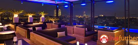 Barcelona Top Bars by Live Further Top 5 Rooftop Bars In Barcelona