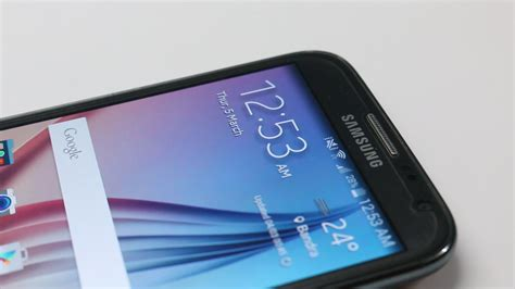 R Samsung Widget Install Samsung Galaxy S6 Weather Widget On Any Android Device