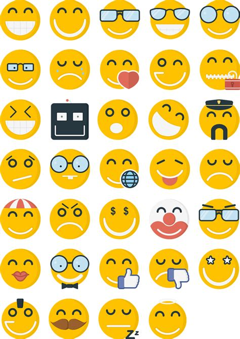 Flat Smile freebies free emoticon flat icons icons fribly