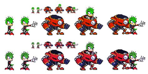 Kaos The Evolution Of Mario sonic oc wingman and s rider sprites by xtp597 on deviantart
