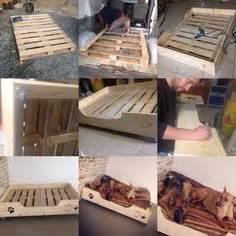 Hundeschlafplatz Selber Bauen by Diy Freutag Hundebett Aus Holz Selber Bauen Hundebett