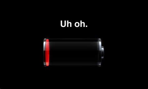 Low Batteries low battery sugarzen