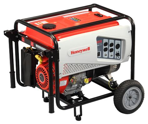 honeywell generators portable power portable generator