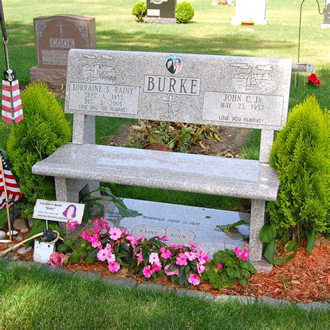 monument benches benches 187 quincy memorials inc