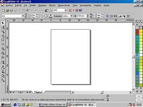 corel draw x6 y sus elementos corel draw introduccin