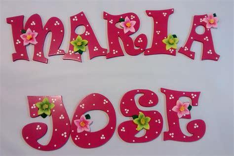 decoracion dormitorio letras letras decoracion decoracin letras crea un florero con