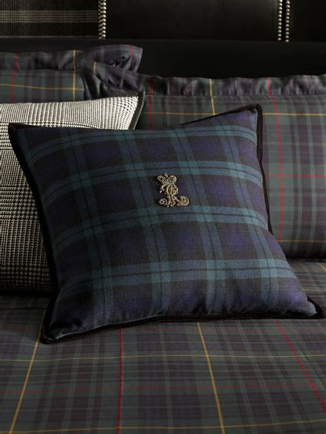 Ralph Pillow by Fletcher Throw Pillow Ralph Black