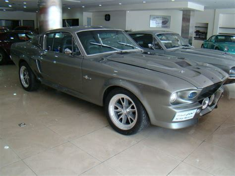 ford shelby mustang gt500 eleanor 1967