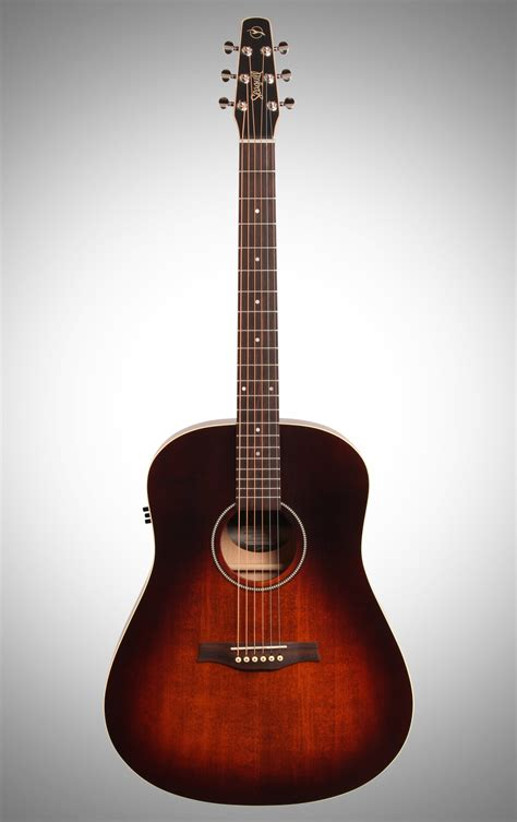 seagull  original acoustic electric guitar zzounds