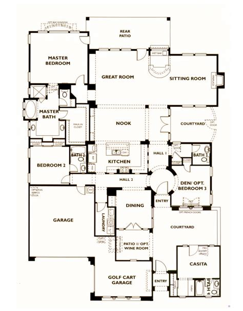 casita floor plans az trilogy at vistancia floor plans jos 233 e marie plant pllc