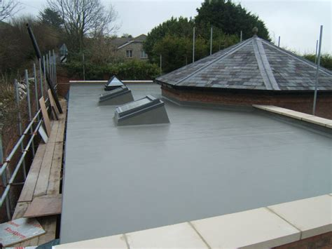 fibreglass flat roofing in grp fibreglass flat roofing