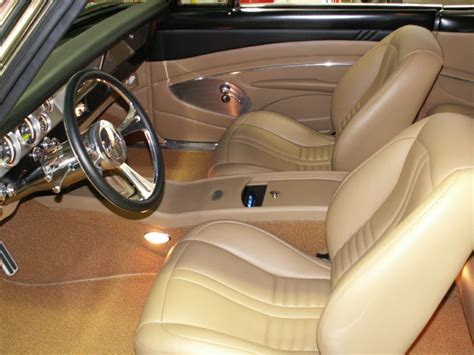 Custom Rod Upholstery by Custom Car Interiors Rod Interior Design Pictures