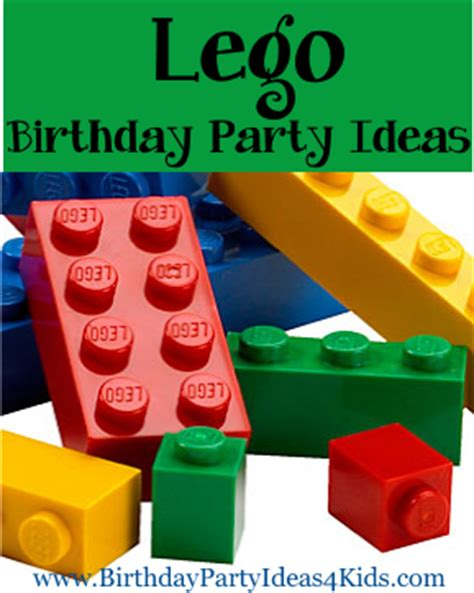 lego themed birthday games lego themed birthday party ideas great party ideas party