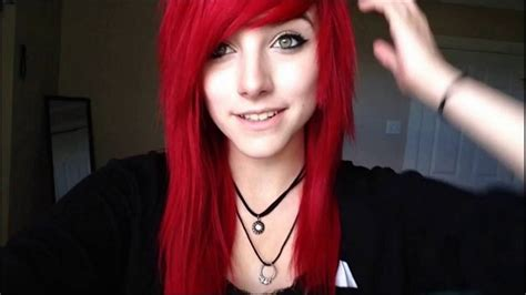 emo hairstyles for natural hair emo on naturally brown long hair give stylish look youtube