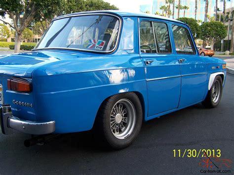 renault cars 1965 1965 renault 8 gordini replica