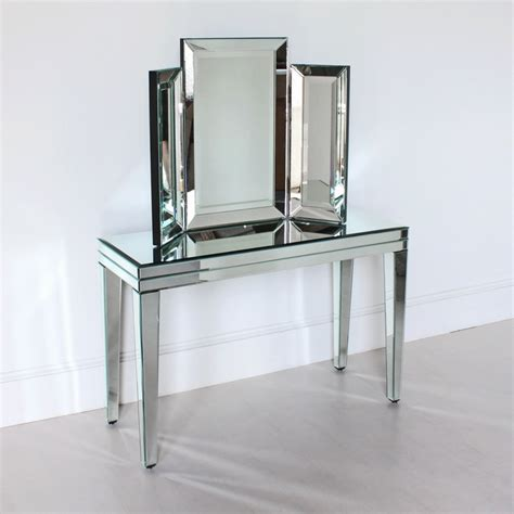 venetian three fold modern dressing table mirror mirrors