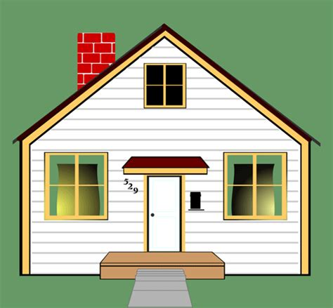house image image of a house cliparts co