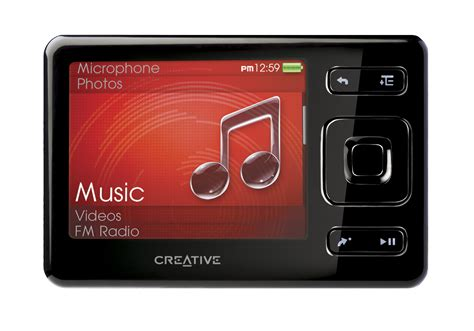 best mp3 player creative zen creative zen 8gb zwart the worst userreviews tweakers