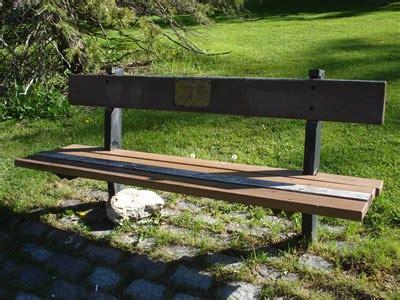 bench canada locations frank a porter edward gardens toronto ontario canada