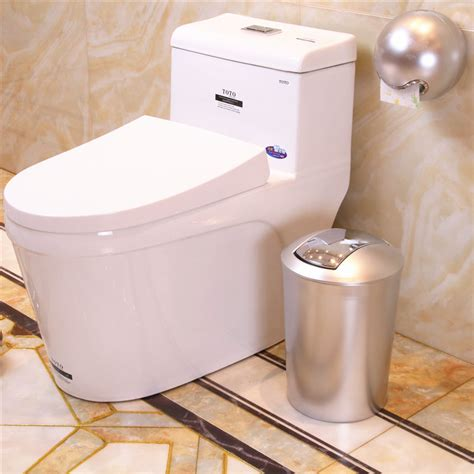 bathroom trash can with swing lid bathroom kitchen waste garbage basket trash can bin rool