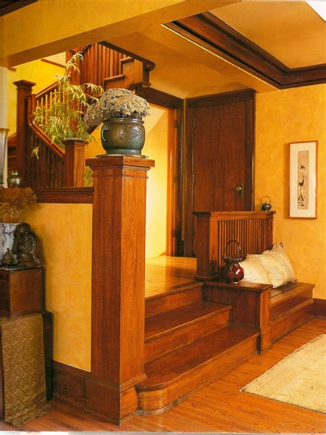 craftsman style woodwork 17 best images about bungalow woodwork on