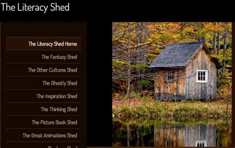 Literacy Shed by The Literacy Shed Teach To Learn