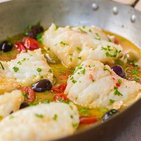 ricette per cucinare il merluzzo surgelato merluzzo all acqua pazza ricetta