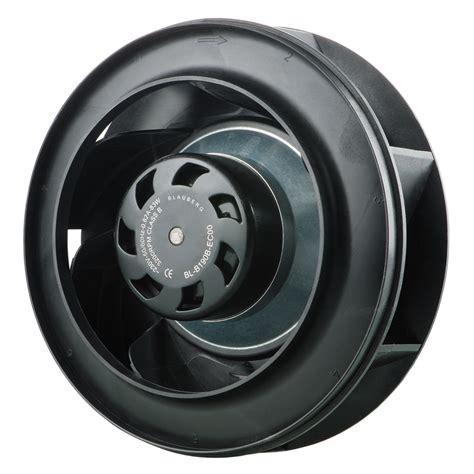 forward curved centrifugal fan backward curved ec centrifugal fan manufacturer supplier