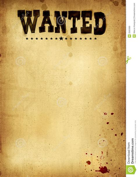 Wanted Poster Template by Free Clip Wanted Poster Template Cowboy 2