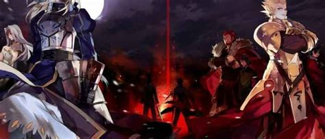 Ts The Fate The the great the true king of fate zero the artifice