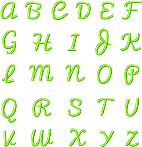 embroidery letters free pacifico machine embroidery font set daily embroidery