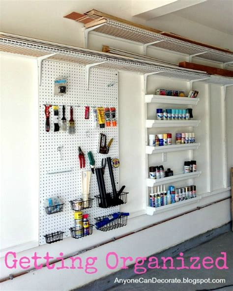 your garage organizer how to organize your garage clean and scentsible