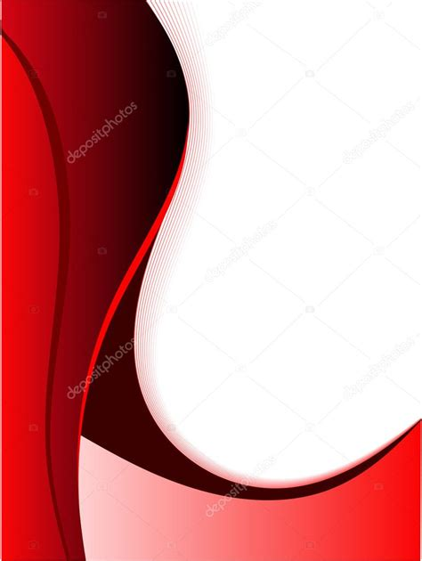 background vector merah a red and white abstract vector business stock vector