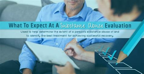 What To Expect At Detox by What To Expect At A Substance Abuse Evaluation