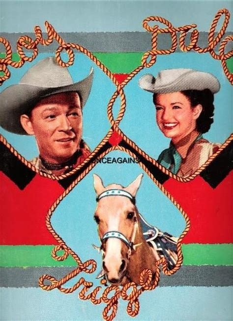 roy rogers and dale 2 paper dolls dale and summer