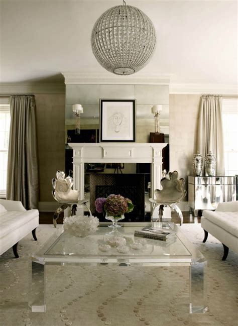 Living Room Ideas: Blend Modern Glamour With Classic Elegance   Decoholic