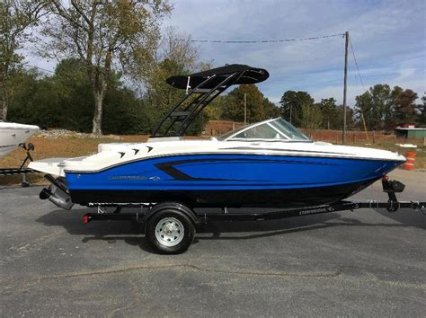 chaparral boats for sale new new chaparral 19 h2o sport boats for sale in georgia