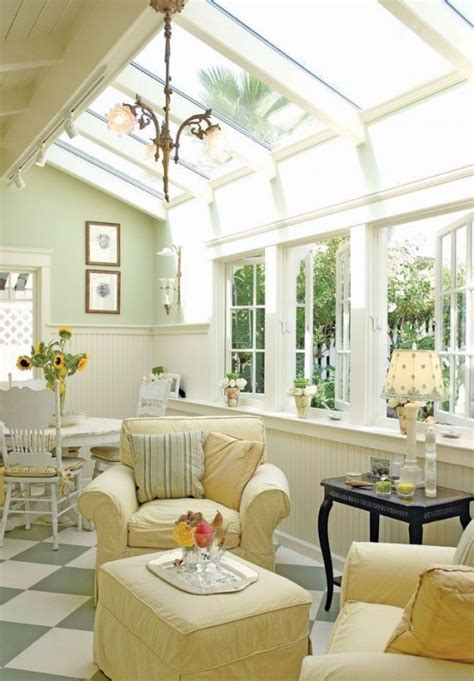dreamy attic sunroom design ideas digsdigs