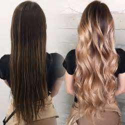 brown hair to hair transformations 25 best ideas about hair transformation on pinterest