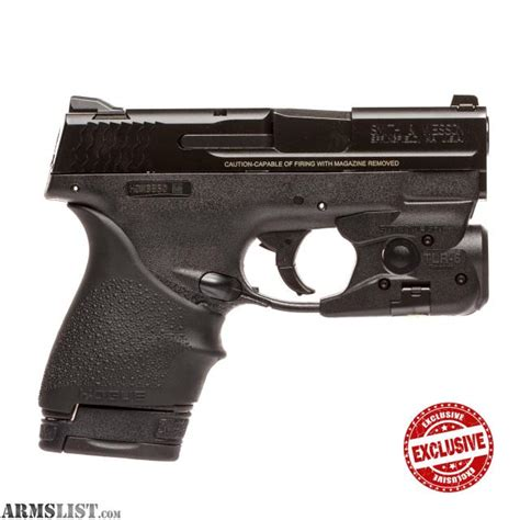 m p shield laser light combo armslist for sale smith and wesson m p shield 9 with