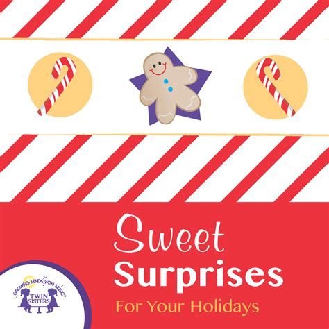 sweet surprises for your holidays twin sisters