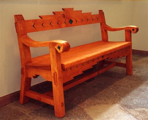 western style benches 17 best images about southwest decor on pinterest