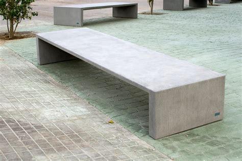 escofet bench prima exterior benches from escofet 1886 architonic