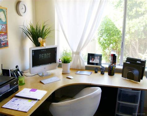 How To Design A Home Office | 30 modern office design ideas and home office design tips